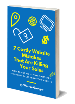 7 Website Mistakes Guide